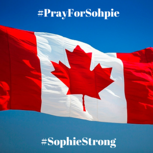 Social Media Hashtags about Sophie Gregoire-Trudeau's request for more help